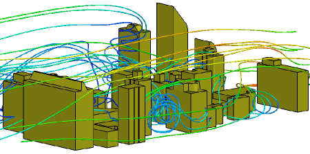 CFD Training | Wind Around Buildings