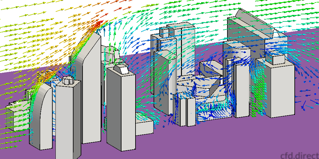 Wind Around Buildings | CFD Direct