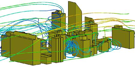 CFD Training   Wind Around Buildings