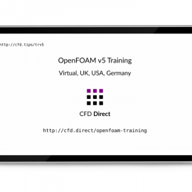 OpenFOAM v5 Training