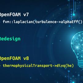 OpenFOAM Redesign